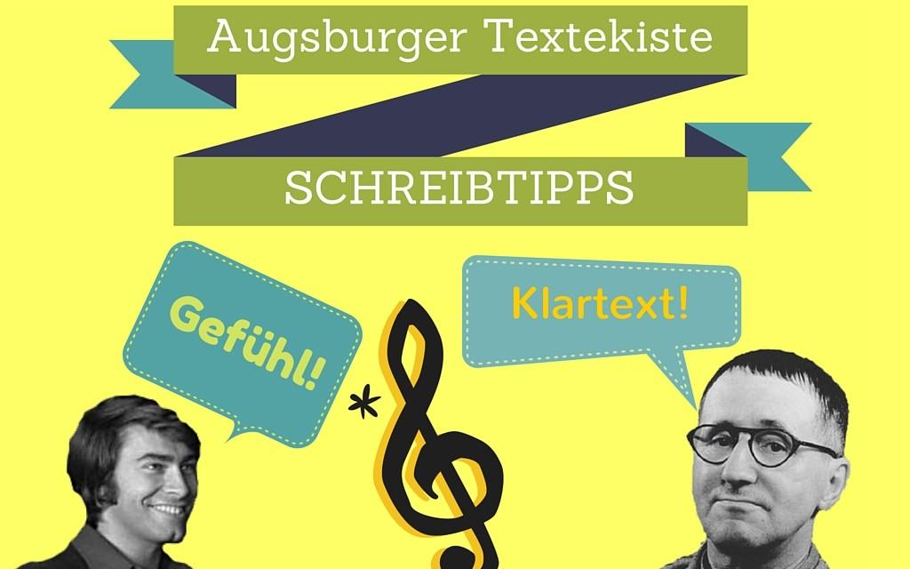 Werbetexte schreiben mit Brecht, Mozart und Roy Black