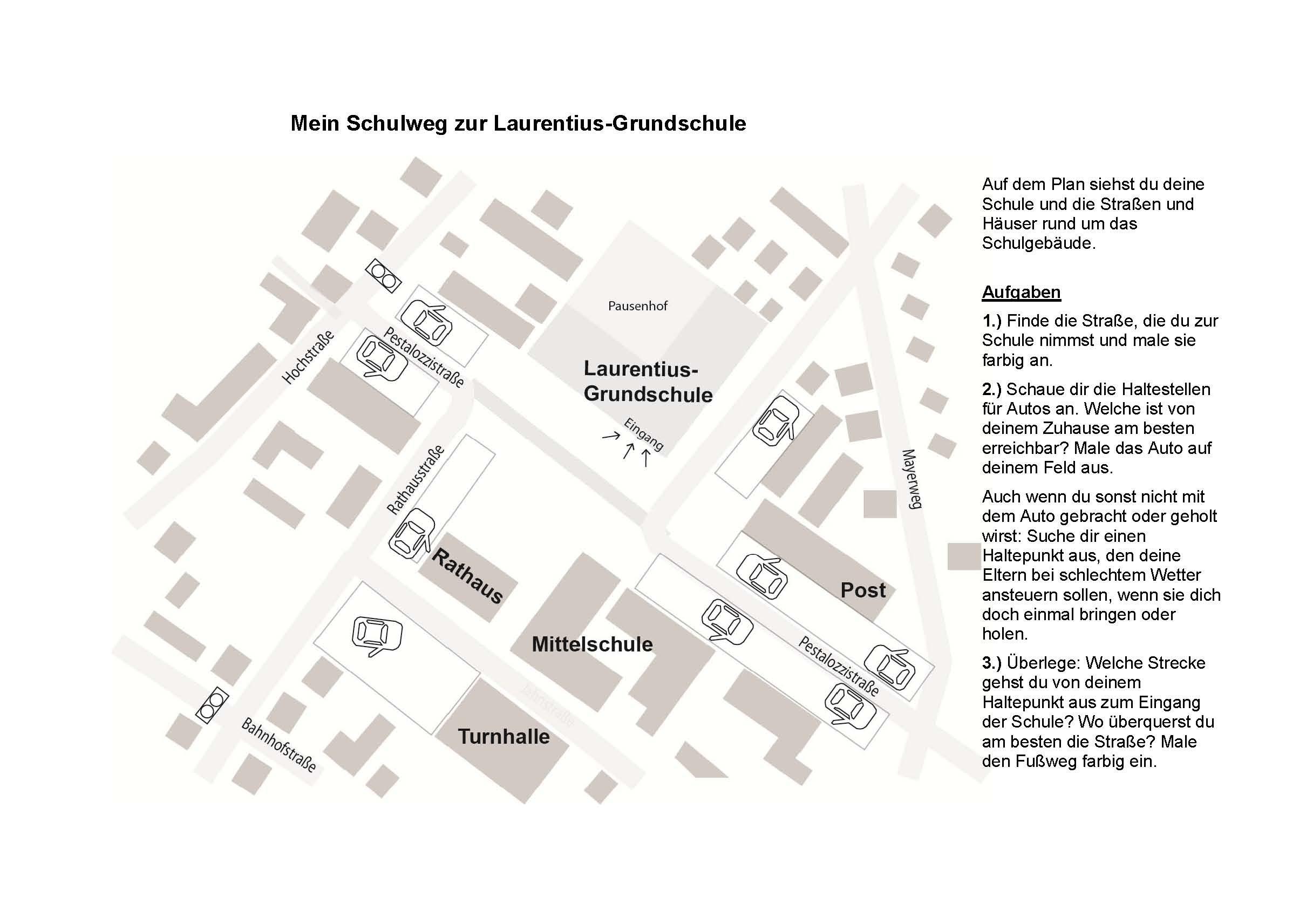 Mit E-Mails, Flyer und Pressearbeit Autos stoppen - Augsburger ...