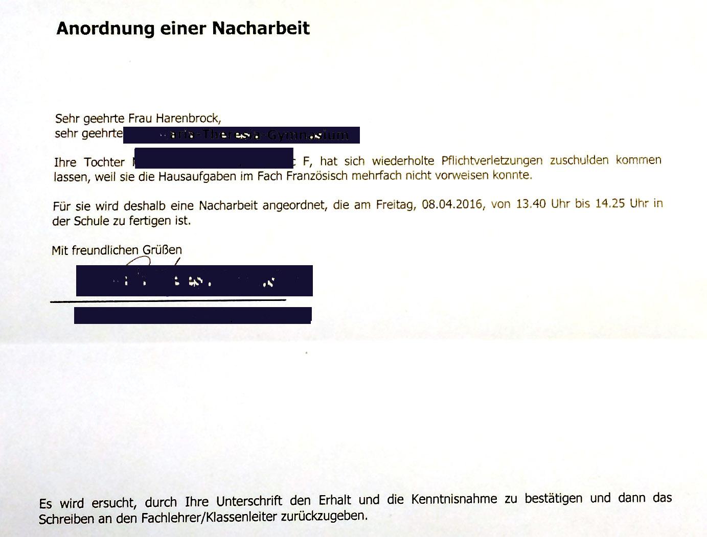 Geschäftsbriefe Freundlich Statt Förmlich Augsburger Textekiste