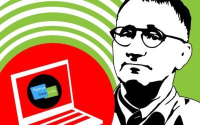 Besser schreiben mit Bertolt Brecht: Sechs Tipps für starke Website-Texte