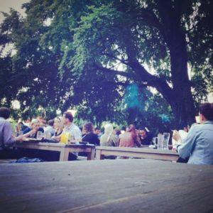 Augsburg Sehenswürdigkeiten Biergärten
