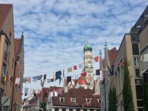 Augsburg Sehenswürdigkeiten Ulrichsviertel