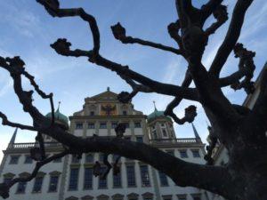 Augsburg Sehenswürdigkeiten Rathaus