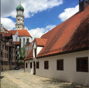 Ulrichsviertel (Sehenswürdigkeiten in Augsburg Top 3)