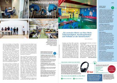 Kundenmagazin PSD Bank Referenz