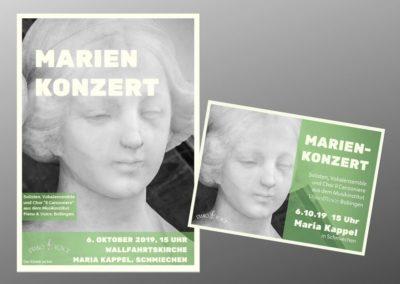 Referenz Konzertplakat