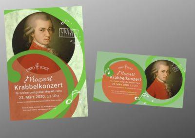 Konzertplakat Referenz
