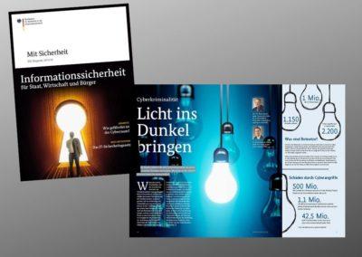 Referenz Jahresbericht Bundesamt BSI